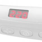 デジタル液晶 絹女 温度上昇早い